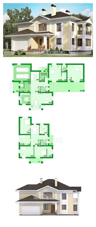 Проект дома 375-002-Л | House Expert